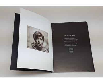 Libro Artista Noela Roibás