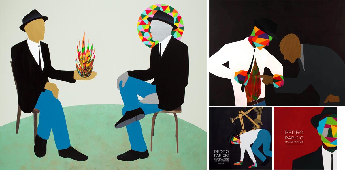 Pedro Paricio © Pedro Paricio / Halcyon Gallery