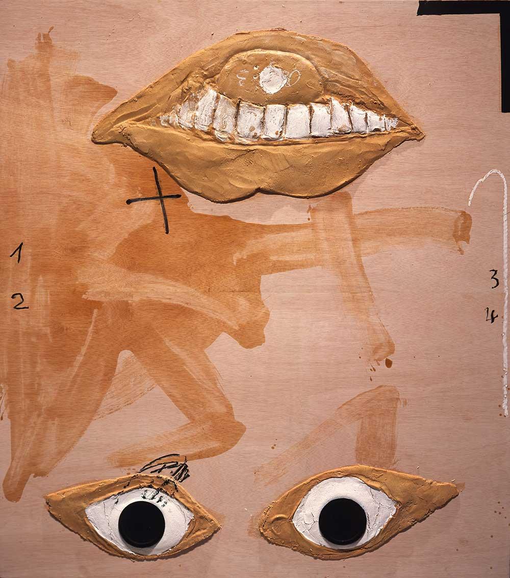 Antoni Tàpies: Revulsion and Desire