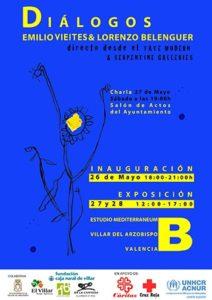 Poster Oficial Dialogos Estudio Mediterraneum