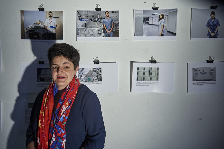 Rita Tudela/ Foto © Sabela Peinado