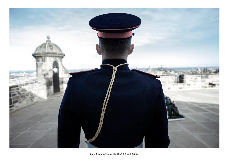 Back soldier © David Guillén