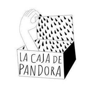 Logotipo La Caja de Pandora © Ana Fernández