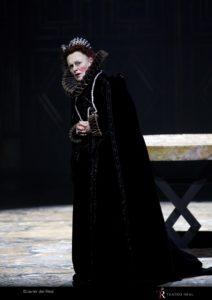 Reina Elisabeth I (Ana Caterina Antonacci). @ Javier del Real / Teatro Real