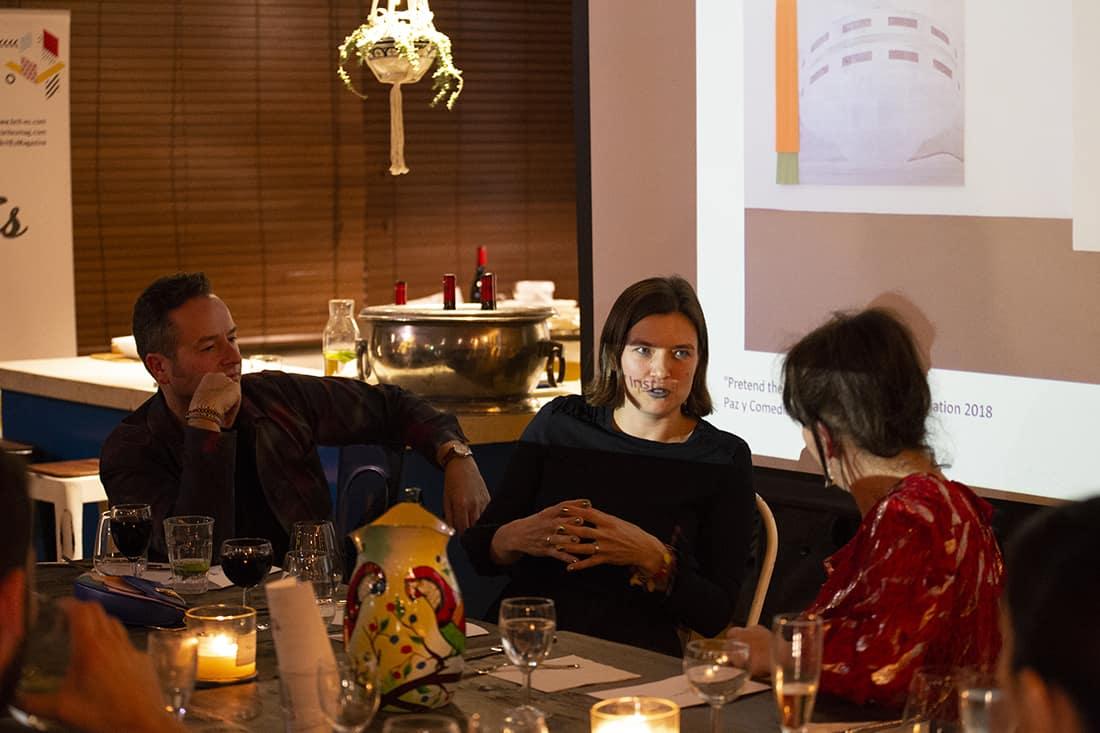 Brit Es Supper Club. Fotos © Susana Sanromán
